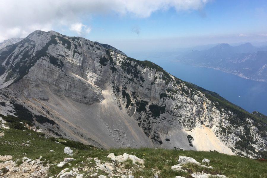 Salita in vetta al Monte Baldo, metafora di vita ai tempi del Covid19