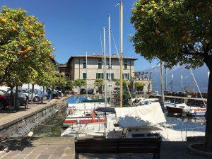 Piazzetta Villa di Gargnano