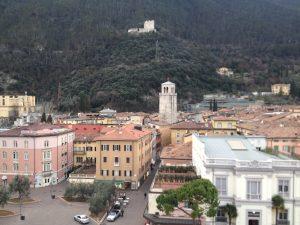 Riva del Garda piazza Cesare battisti