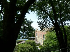 Villa Feltrinelli lago di garda