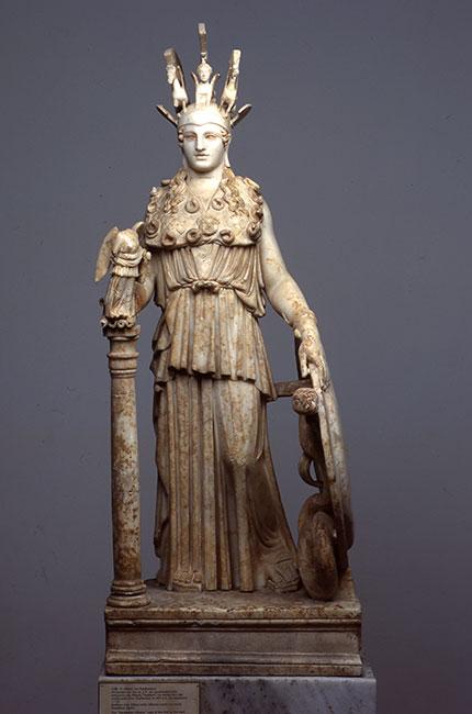 La dea Athena