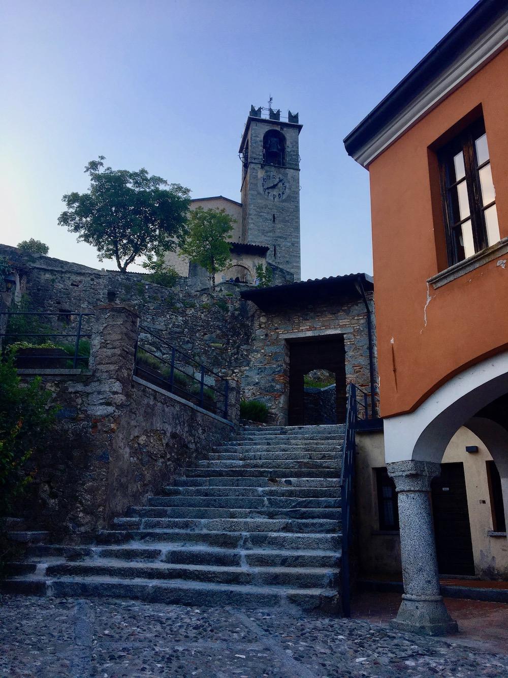 Ingresso Rocca di Sabbio