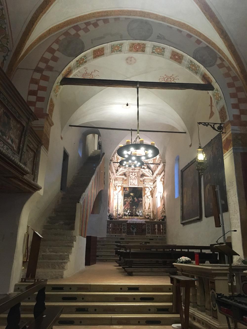 Chiesa Inferiore - Santuario Sabbio Chiese