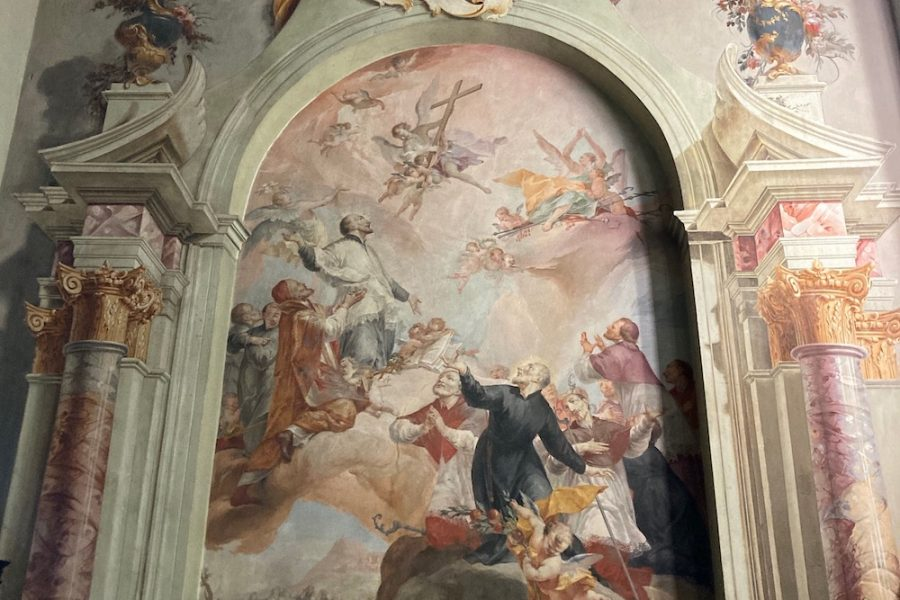 Riaperto convento e Chiesa di San Gaetano a Brescia con progetto di ospitalità per papà in difficoltà